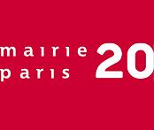 logo mairie du 20e arrondissement
